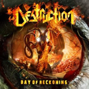 Destruction - Day of Reckoning cover art