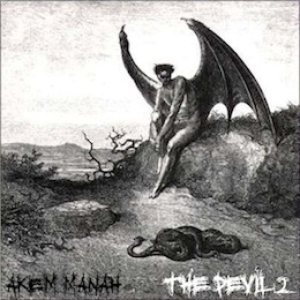 Akem Manah - The Devil / the Devil 2 cover art