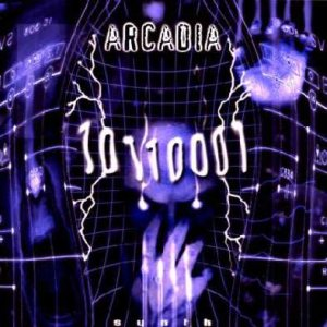 Arcadia - Synth cover art