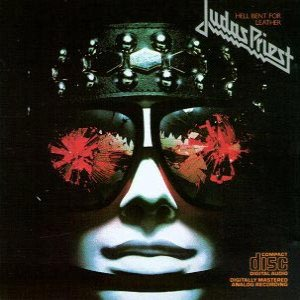 Judas Priest - Hell Bent for Leather cover art