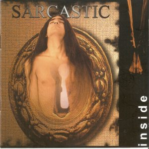 Sarcastic - Inside cover art