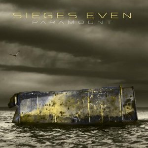 Sieges Even - Paramount cover art