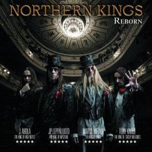 Northern Kings - Reborn cover art