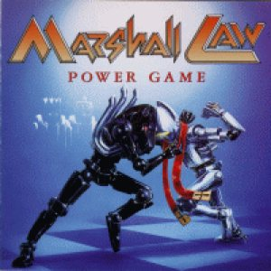 Marshall Law - Power Game cover art