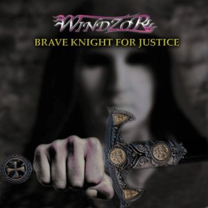 Windzor - Brave Knight for Justice cover art