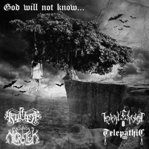NicroTek / Hellvete - God Will Not Know... cover art
