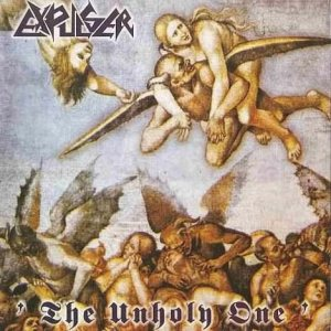 Expulser - The Unholy One cover art