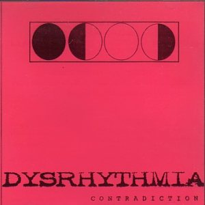 Dysrhythmia - Contradiction cover art