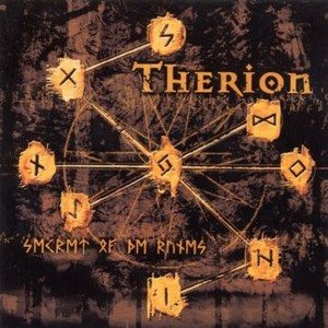 Therion - Secret of the Runes cover art