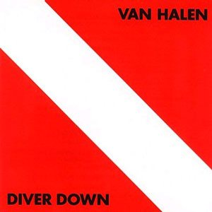 Van Halen - Diver Down cover art