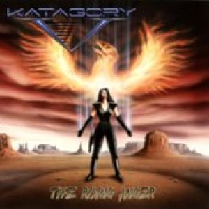 Katagory V - The Rising Anger cover art