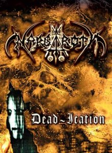 Nargaroth - Dead-Ication cover art