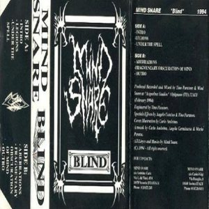 Mind Snare - Blind cover art