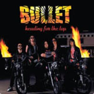 Bullet - Heading for the Top cover art
