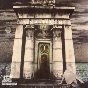 Judas Priest - Sin After Sin cover art