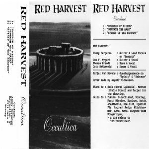 Red Harvest - Occultica cover art
