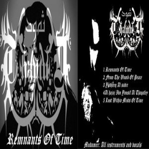Thamud - Remnants of Time cover art