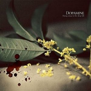 Dopamine - Dying Away in the Deep Fall cover art