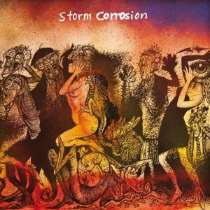 Storm Corrosion - Storm Corrosion cover art