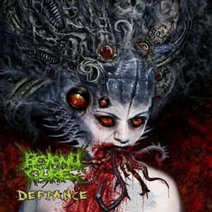 Beyond Cure - Defiance cover art