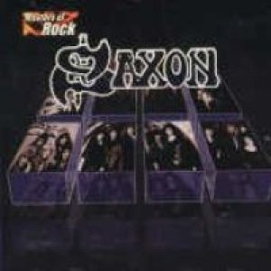 Saxon - Masters of Rock cover art