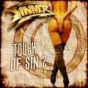 Sinner - Touch of Sin 2 cover art