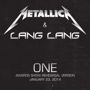 Metallica - One (Awards Show Rehearsal Version) cover art