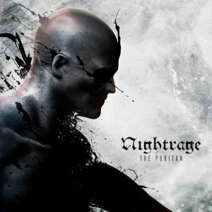 Nightrage - The Puritan cover art