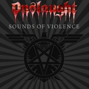 Onslaught - Sounds of Violence cover art