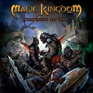 Magic Kingdom - Symphony of War cover art