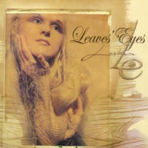 Leaves' Eyes - Lovelorn cover art