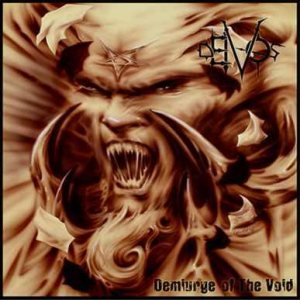 Deivos - Demiurge of the Void cover art