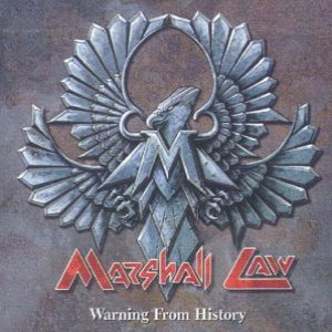 Marshall Law - Warning From History cover art