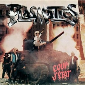 Plasmatics - Coup d'État cover art