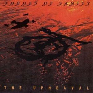 Throse of Sanity - The Upheaval cover art