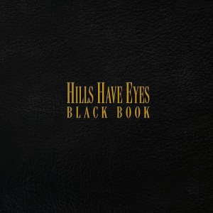 Hills Have Eyes - Black Book cover art