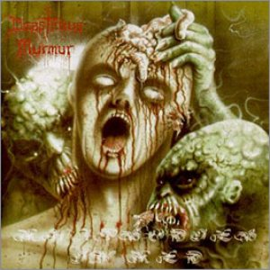 Disastrous Murmur - Rhapsodies in Red cover art