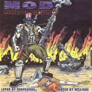 M.O.D. - Loved by Thousands ... Hated by Millions cover art