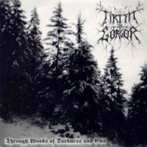 Cirith Gorgor - Through Woods of Darkness and Evil cover art