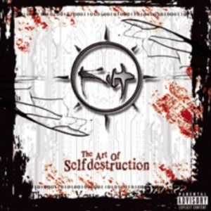 Kilt - The Art of Selfdestruction cover art