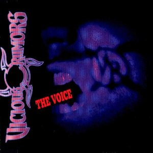 Vicious Rumors - The Voice cover art