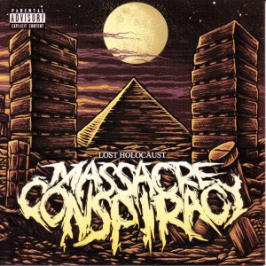 Massacre Conspiracy - Lost Holocaust cover art