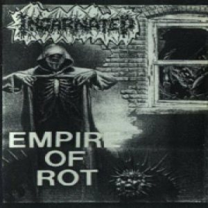 Incarnated - Empire of Rot cover art