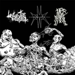 The Leviathan's Mandible - The Leviathan's Mandible / Kindergarten Hazing Ritual / Panspermia - Split