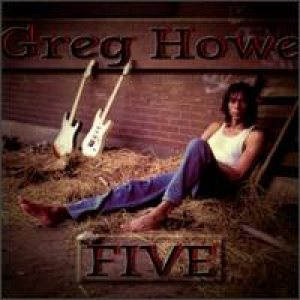 Greg Howe - Five cover art