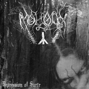 Moloch - Depression of Surtr cover art