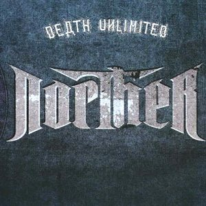 Norther - Death Unlimited cover art