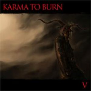 Karma to Burn - V cover art