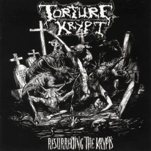 Torture Krypt - Resurrecting the Krypts cover art