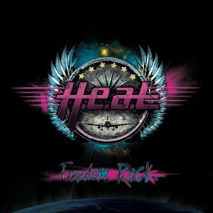 H.E.A.T - Freedom Rock cover art